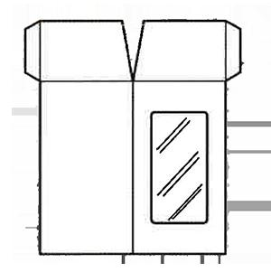 finestratura scatole cartone brescia
